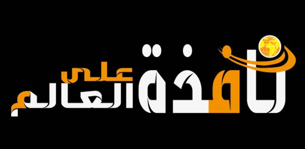 شاهد بالفيديو : قصيدة للشاعر علوش عساف على قناة أخبار العالم -  مصر بين يديك