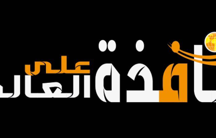 ثقافة وفن : زينة وإلهام شاهين ومحمد فراج يصلون جنازة هيثم احمد زكي