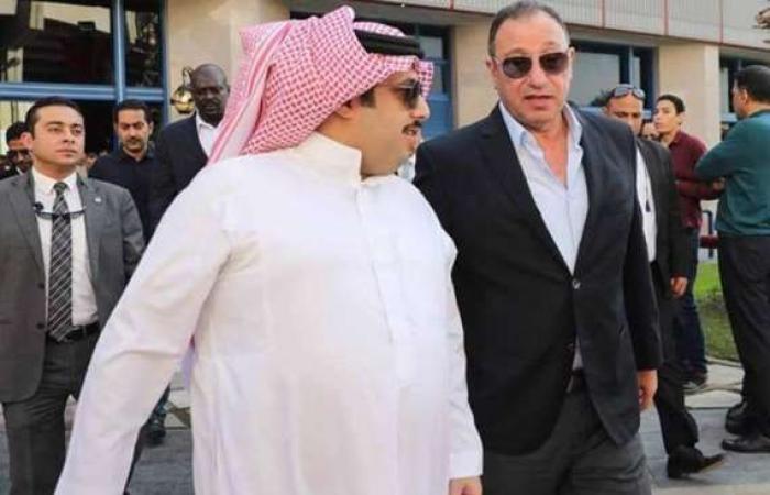 رياضة : «الخطيب» يلبي دعوة تركي آل الشيخ ويصل السعودية