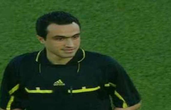 رياضة : طارق سامى حكما للزمالك وأسوان بالدورى