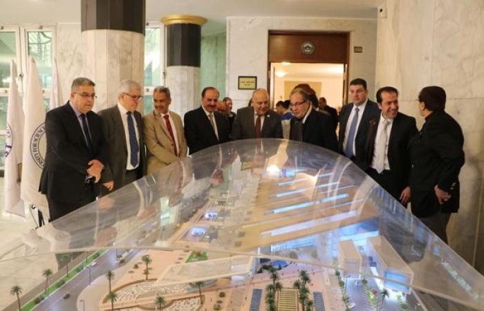 تكنولوجيا : جامعة مصر للعلوم والتكنولوجيا تستضيف الاجتماع السنوي للمجلس العربي