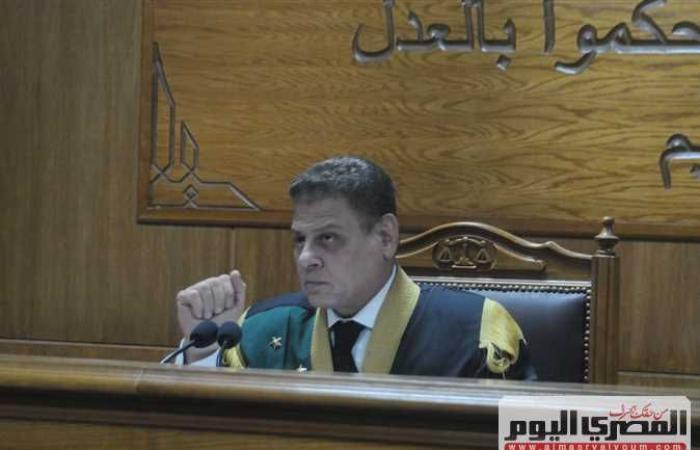 حوادث : تأجيل محاكمة المتهمين بـ«كتائب حلوان» لـ 20 يناير