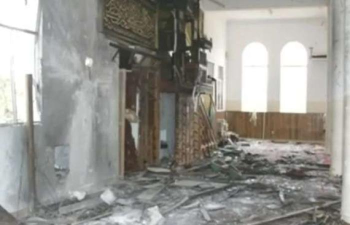 أخبار العالم : مجزرة في إطلاق نار داخل مسجد باليمن