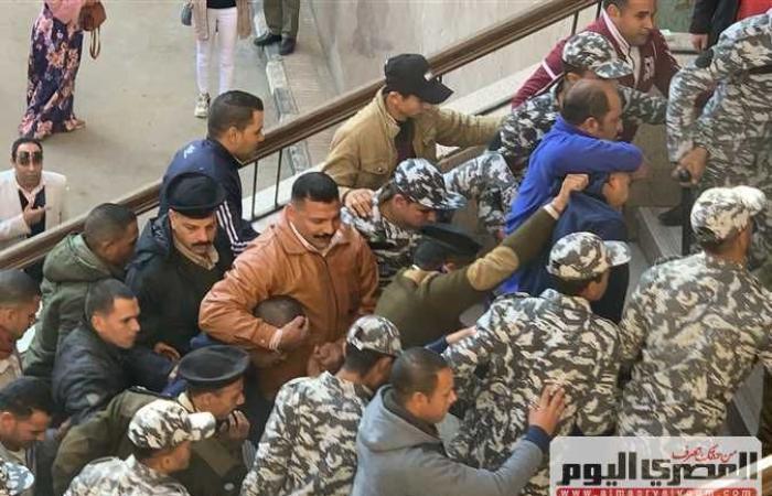 حوادث : تشديدات أمنية في شبين الكوم استعدادًا لاستئناف محاكمة قتلة «شهيد الشهامة»