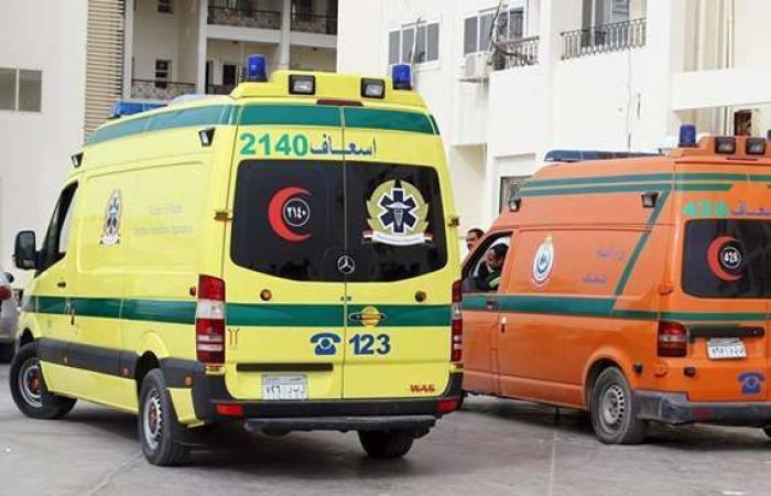 حوادث : ارتفاع ضحايا حادث أطباء المنيا إلى أربعة وفيات و17 مصابًا