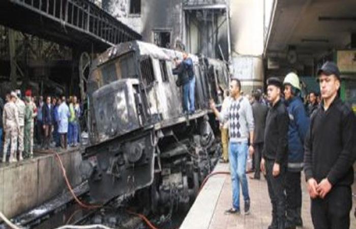 """أخبار الحوادث : اليوم.. محاكمة 14 متهما في """"حادث محطة مصر"""""""