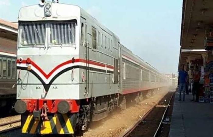 سياسة : السكة الحديد: تأخيرات قطارات الصعيد 80 دقيقة