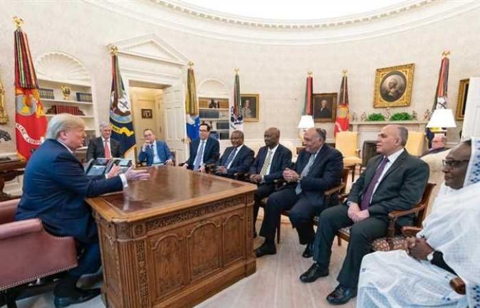 أخبار مصر : وزير الخارجية: وصلنا لتفاهمات حول ملء وتشغيل سد النهضة باجتماعات واشنطن