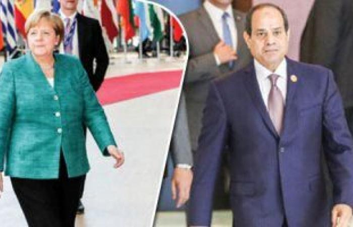 """أخبار العالم : الرئيس السيسي يتوجه إلى ألمانيا للمشاركة في مؤتمر """"برلين"""" بشأن الأزمة الليبية"""