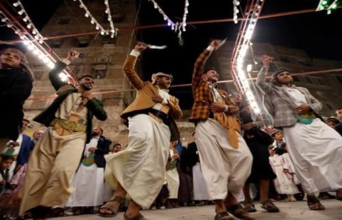 أخبار العالم : طقوس أعراس اليمن... بهجة في زمن الحرب