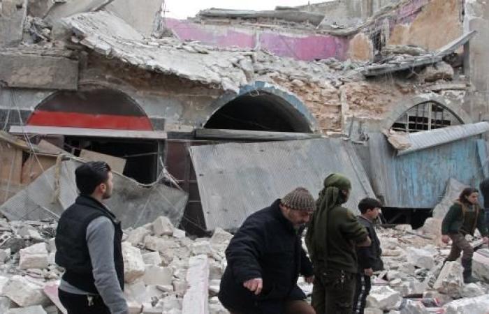 أخبار العالم : احتدام المعارك شرقي إدلب ومقتل ضباط روس