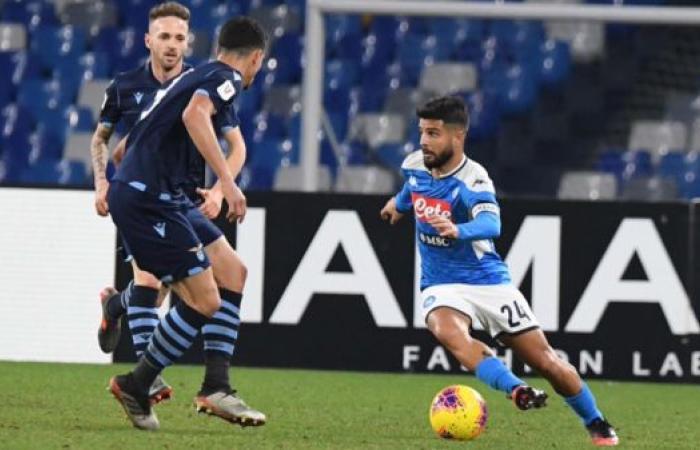 رياضة : نابولي يهزم لاتسيو ويتأهل لنصف نهائي كأس إيطاليا