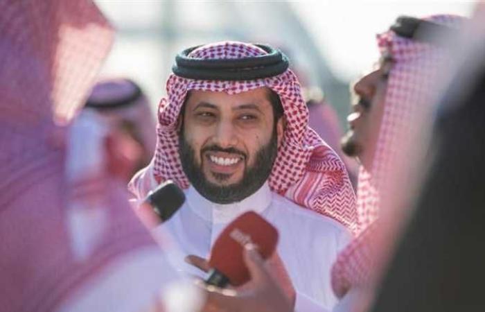 أخبار العالم : بعد مفاجأة «آل الشيخ»..«#لا_لاستقالة_تركي_الشيخ» الأكثر تداولاً على «تويتر» (تفاصيل)