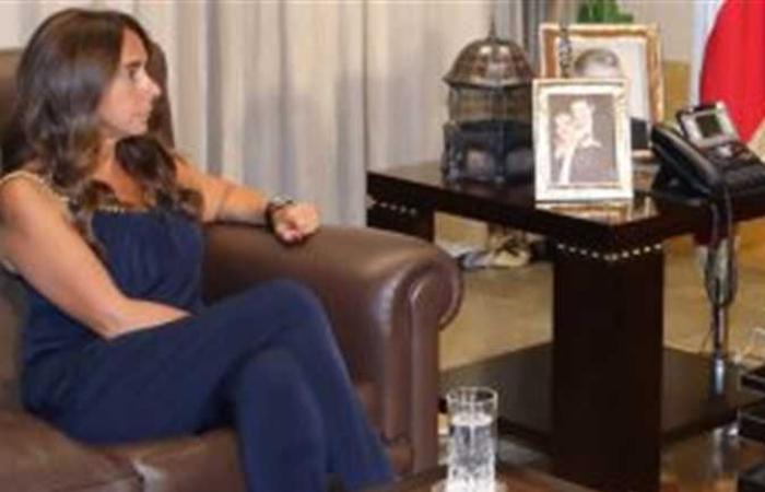 أخبار العالم : تعرف على زينة عكر عدرا وزيرة دفاع لبنان الجديدة