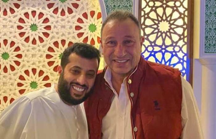 أخبار مصر : مفاجأة.. تركي آل الشيخ يطالب الأهلي بحسم رئاسته الشرفية للنادي (نص الخطاب)