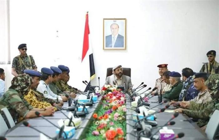 سياسة : أمنية مأرب تشدد على رفع الجاهزية لإفشال مخططات الحوثي والجماعات المتطرفة