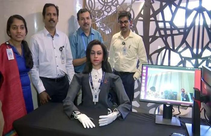 أخبار العالم : بالفيديو: الهند تحضر لإطلاق مركبة إلى الفضاء بقيادة روبوت!