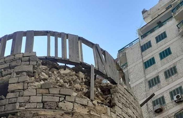 أخبار مصر : «آثار الإسكندرية» تعلن انتهاء ترميم ودرء خطورة لـ6 مواقع