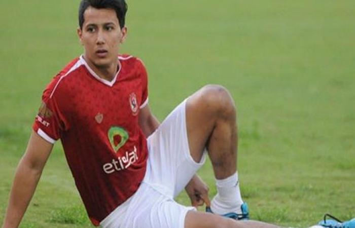 """رياضة : عمرو جمال بعد هدفه في المقاصة :""""انتظروني مع طلائع الجيش """""""
