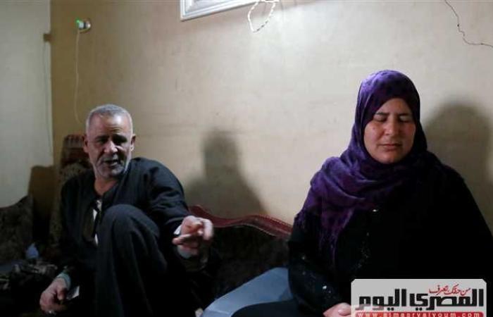 حوادث : «تصريح الدفن» يكشف جريمة أطفيح.. أب يقتل ابنه بـ«جريدة نخل»