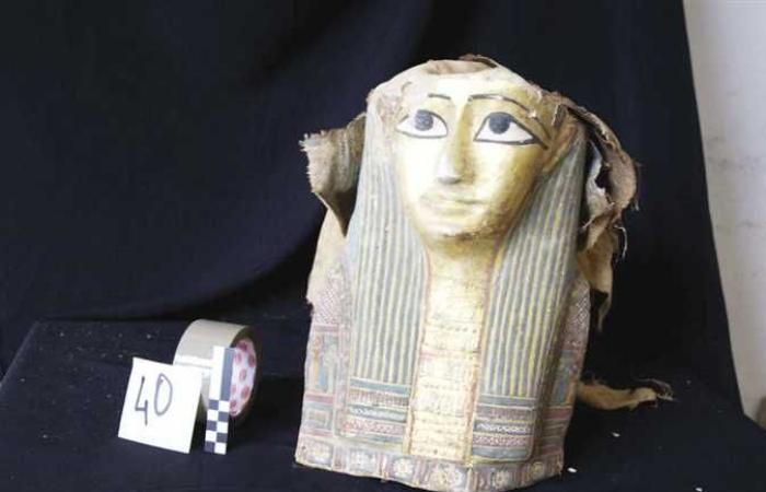 حوادث : النيابة تشكل لجنة من الآثار للكشف على تمثال ضُبط بحوزة عاطل بالإسكندرية