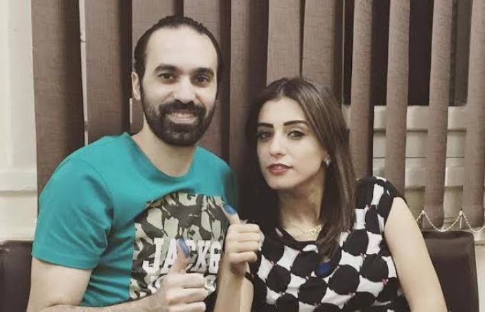 """رياضة : جمال حمزة على """"كف عفريت"""" بعد هجوم زوجته على مرتضى منصور.. القصة كاملة"""