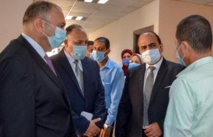 مصر : نائب محافظ الإسكندرية يتابع أعمال منطومة الشكاوى الحكومية الموحدة