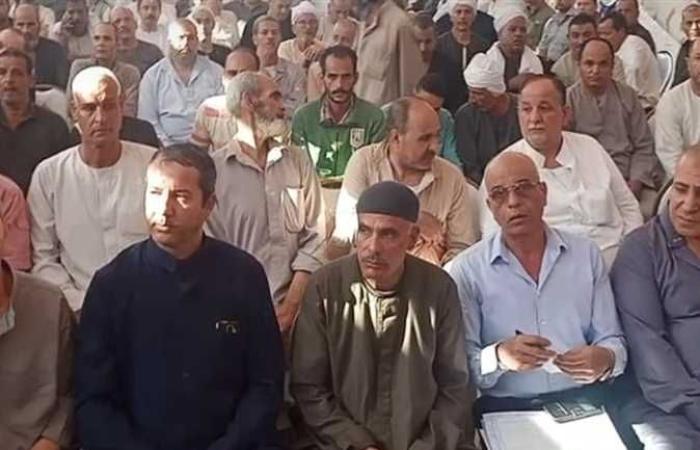 حوادث : إنهاء خصومة ثأرية بين عائلتين بأشمون بمحافظة المنوفية