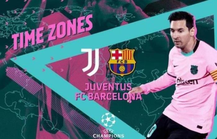 رياضة : HD .. مشاهدة بث مباشر مباراة برشلونة ويوفنتوس في دوري أبطال أوروبا