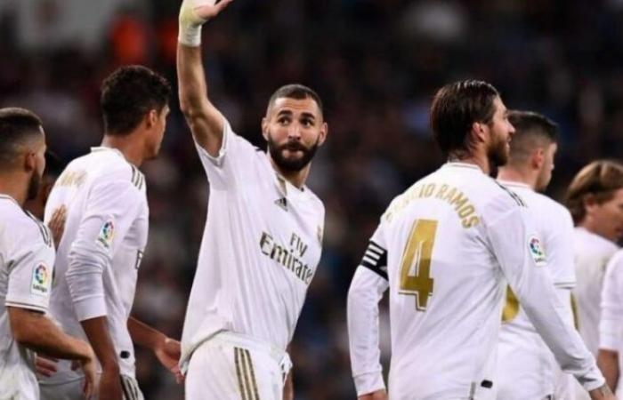 رياضة : كريم بنزيما يقود تشكيل ريال مدريد المتوقع أمام هويسكا بالدوري الإسباني