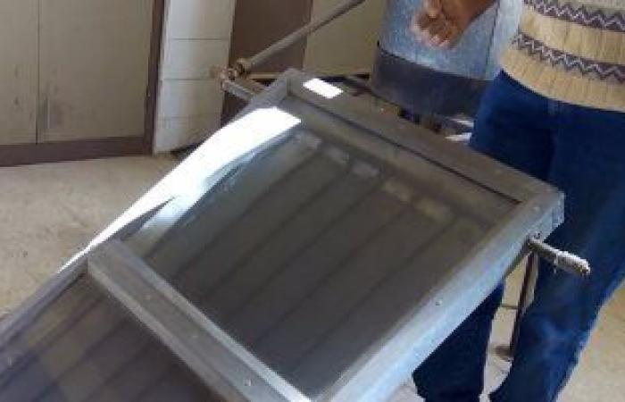مصر : تعرف على مميزات سخان المياه الشمسى مقارنة بالكهربائى فى توفير الاستهلاك