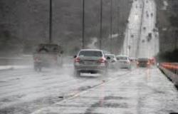 العالم : الدفاع المدنى السعودى يحذر من السيول جراء الأمطار على عدة مناطق بالمملكة