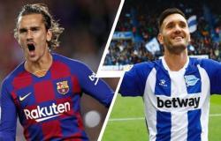 رياضة : الدوري الإسباني..مشاهدة مباراة برشلونة وديبورتيفو ألافيس اليوم Barcelona and Alaves
