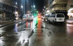"""مصر : """"المرور """" يحذر من القيادة السريعة على الطرق أثناء سقوط الأمطار"""